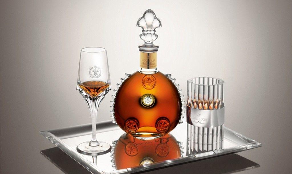 Louis XIII's L'Odyssée D'Un Roi cognac Wine, spirits