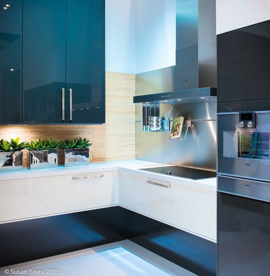trends in kitchens 2013. Kitchen Trends At IMM LivingKitchen 2013 - Blues! The Designer In Kitchens