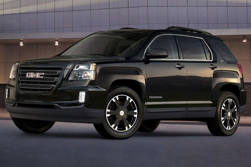 2016 GMC Terrain Vehicle in Abingdon MD