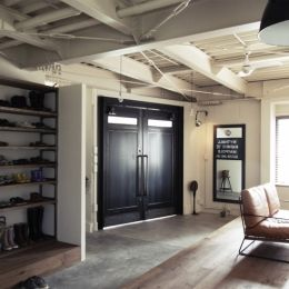 A new way of living to enjoy old lumber | SUVACO