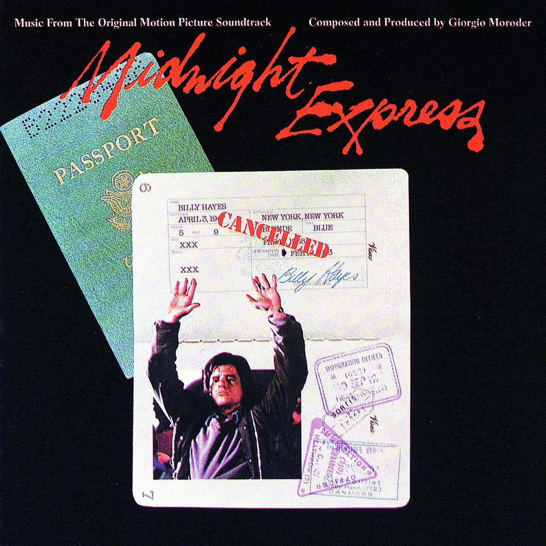 """Midnight Express"" movie soundtrack, 1978. Midnight"