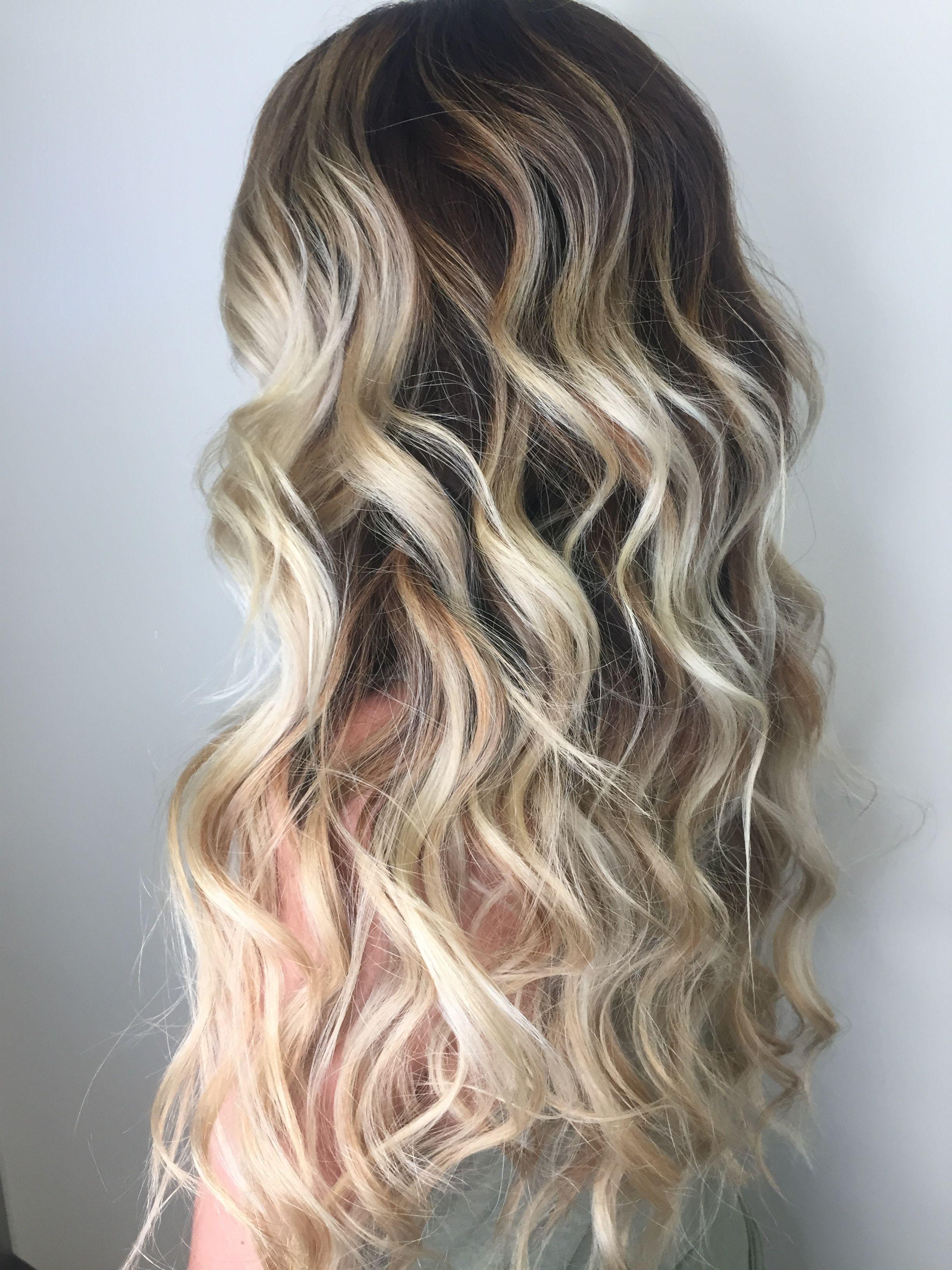 Carriemarginian Hair Beach Waves Blonde Hair Ideas Ombre Long Hair Waves Wedding Hairstyles For Long Hair Beach Wave Hair