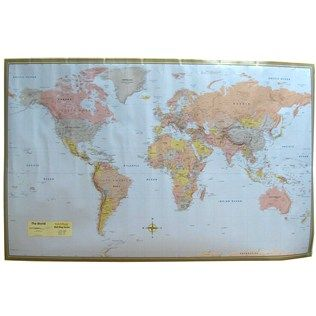 This a paper wall map of the world map dimensions length 50 this a paper wall map of the world map dimensions length 50 gumiabroncs Image collections