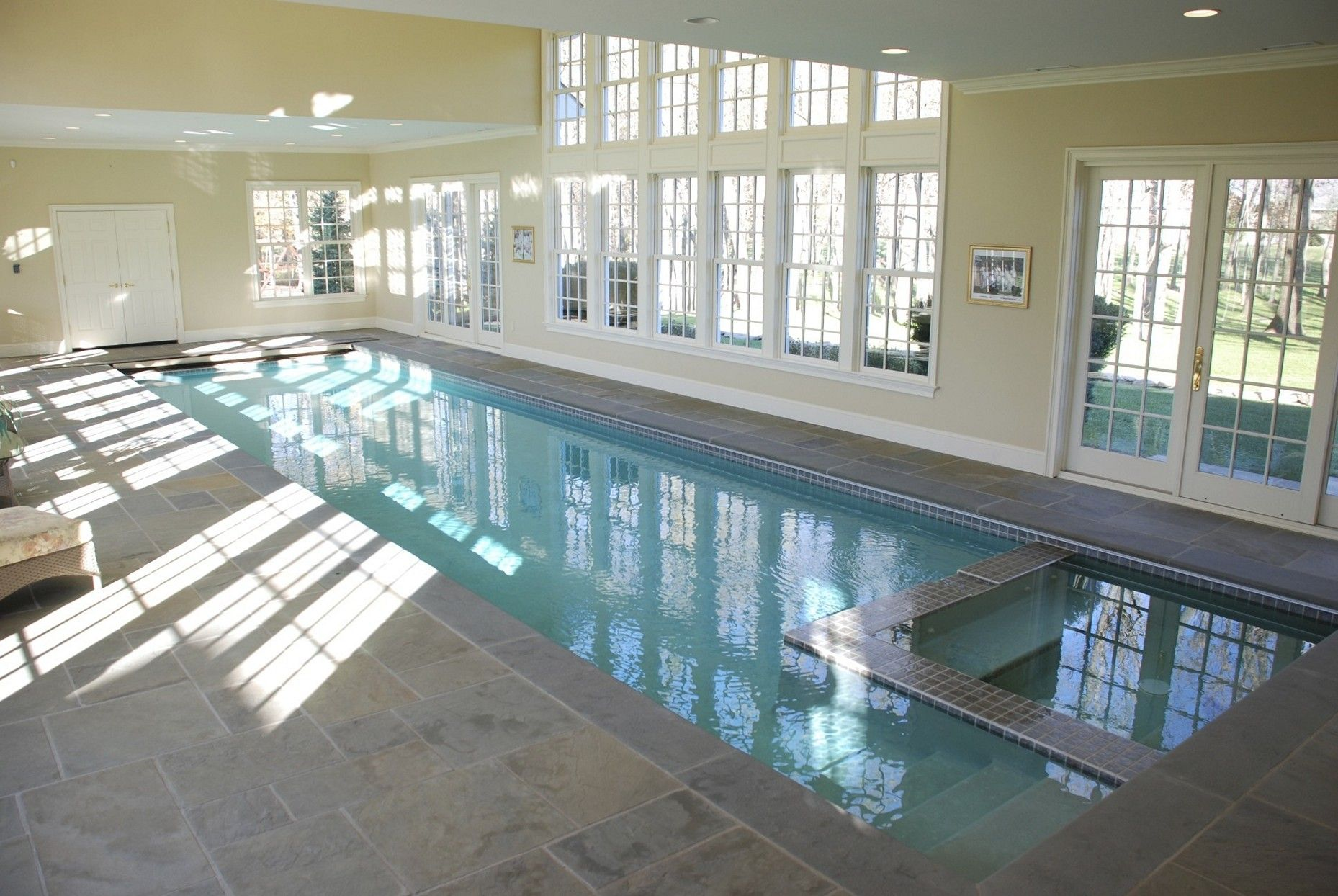 Lap Pool Cost Indoor Lap Pool Dream Home Gym Lap Pool Cost