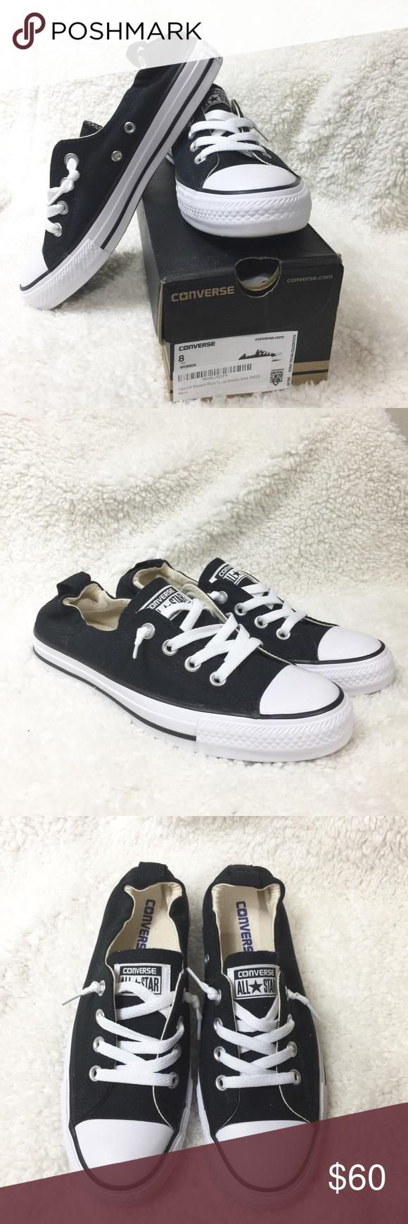 converse shoes elastic back