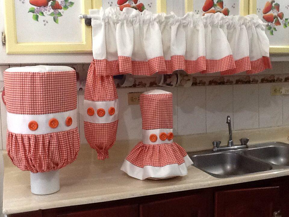 Cover para licuadora cocina pinterest cocinas - Accesorios para cortinas ...