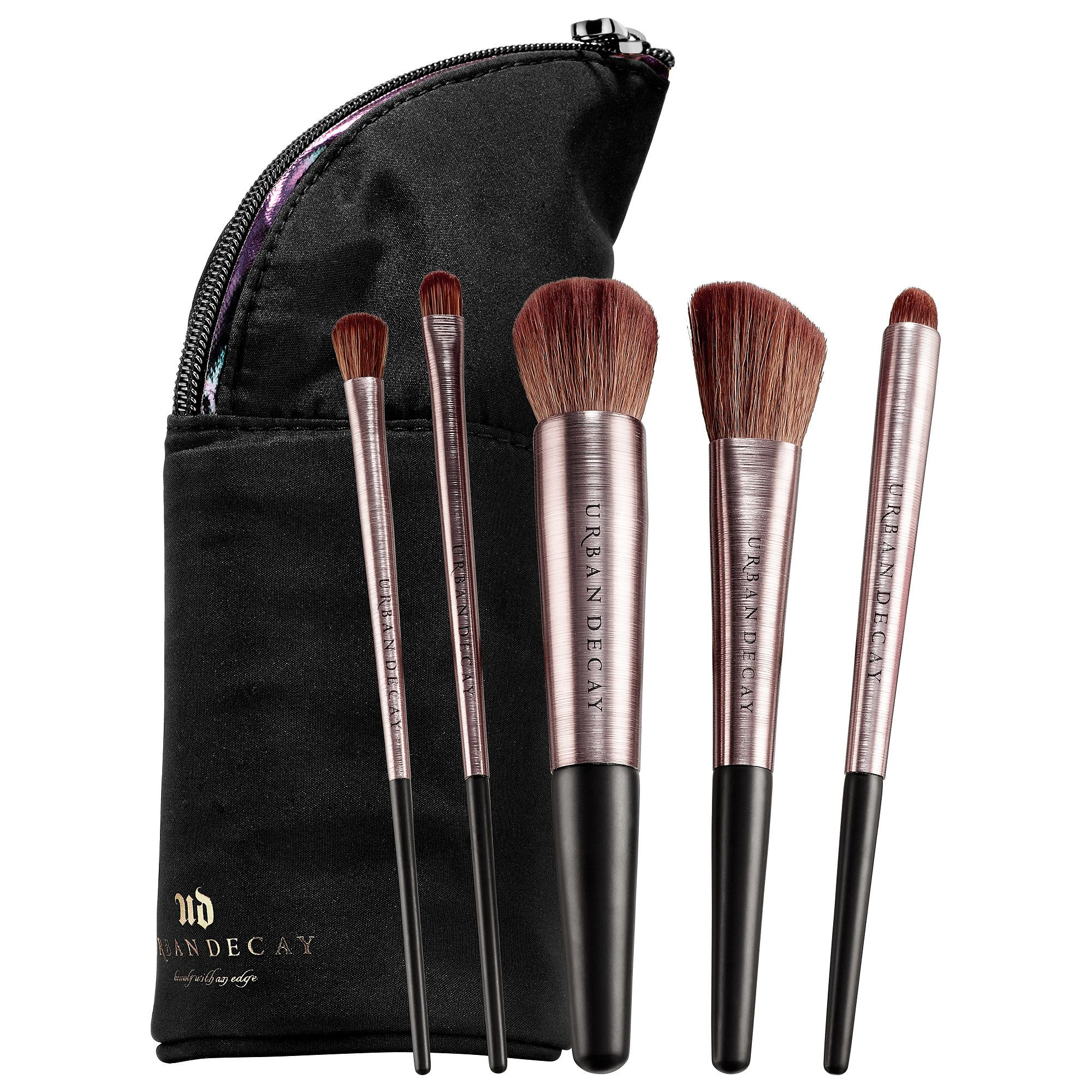 Shop Urban Decay's Pro Essential Brush Stash at Sephora