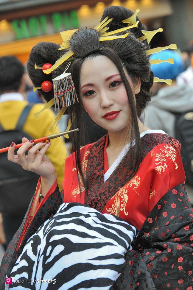 19th Annual Kawasaki (川崎市) Halloween Parade 25 October 2015 | 原宿, 渋谷, 東京, 日本