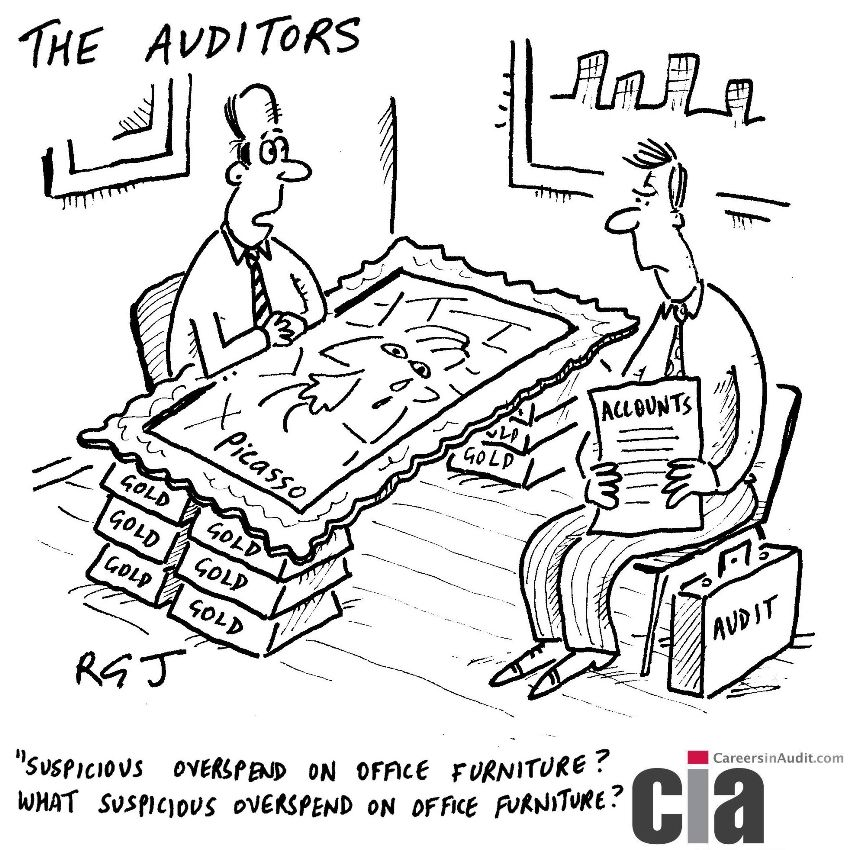 Audit Cartoon Furniture Overspend Funny Friday Memes Accounting Humor Funny Animal Quotes