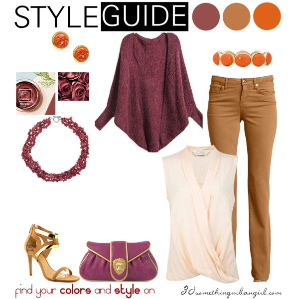 Marsala for Warm Springs | Color Analysis Warm Spring ...