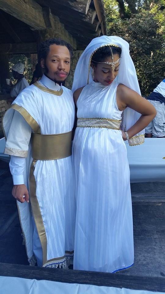 israelite garments