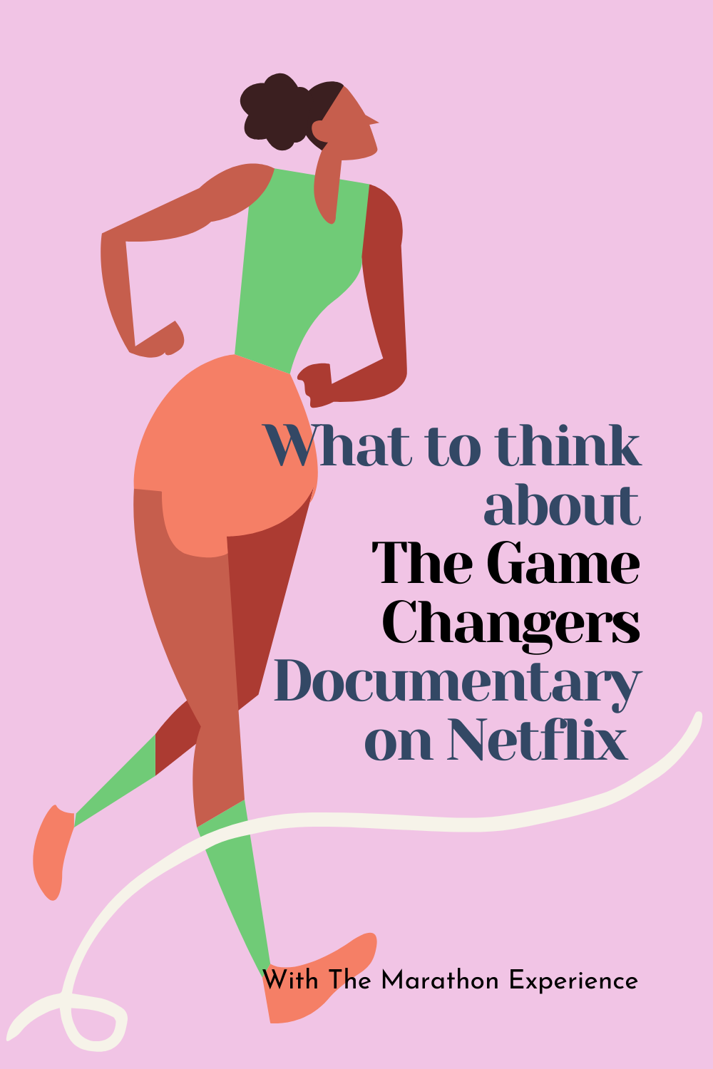What to Think about The Game Changers documentary on