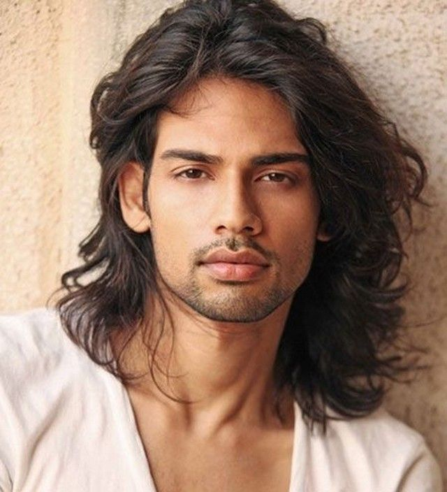 Natural Indian Guys Hairstyles Long Hair Styles Men Men S Long Hairstyles Long Hair Styles