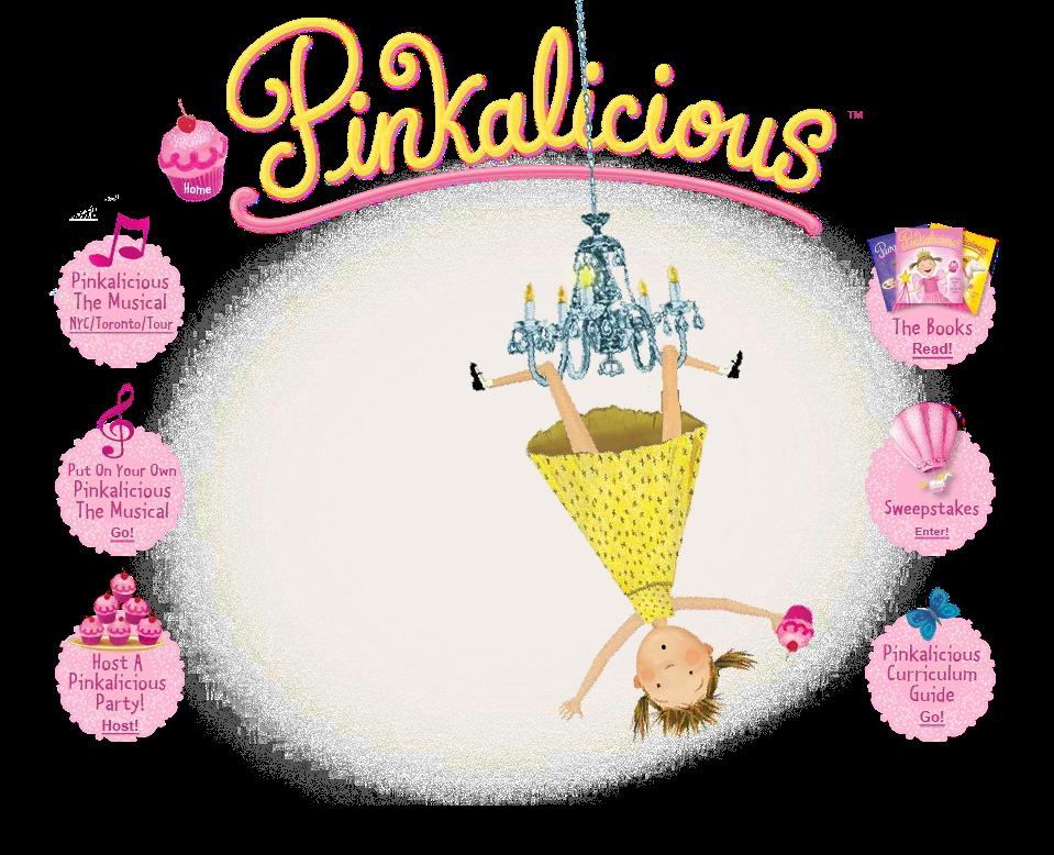 Parents Teachers Thinkpinkalicious Com Pinkalicious Birthday Party Pinkalicious Party Pinkalicious
