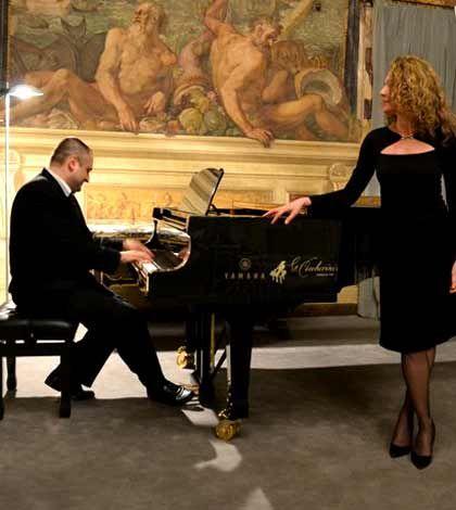 """""""Edith – Omaggio a Francis Poulenc e Jean Cocteau"""" al #Bargello di #Firenze #polomusealefiorentino"""