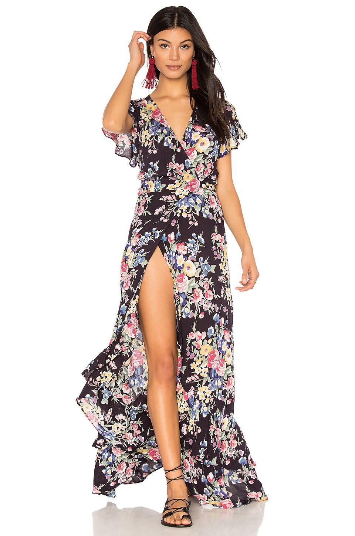 335cb8840c AUGUSTE BEACH HOUSE FRILL WRAP DRESS. #auguste #cloth # | Auguste ...