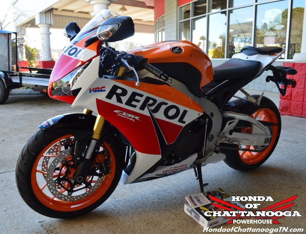 2015 Honda CBR1000RR Repsol Edition in Chattanooga TN / GA