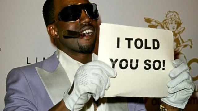 093805a658b485184dd6ef099a77e2ad7 640x360 Jpg 640 360 Pixels Kanye West Kanye Outrageous Quote