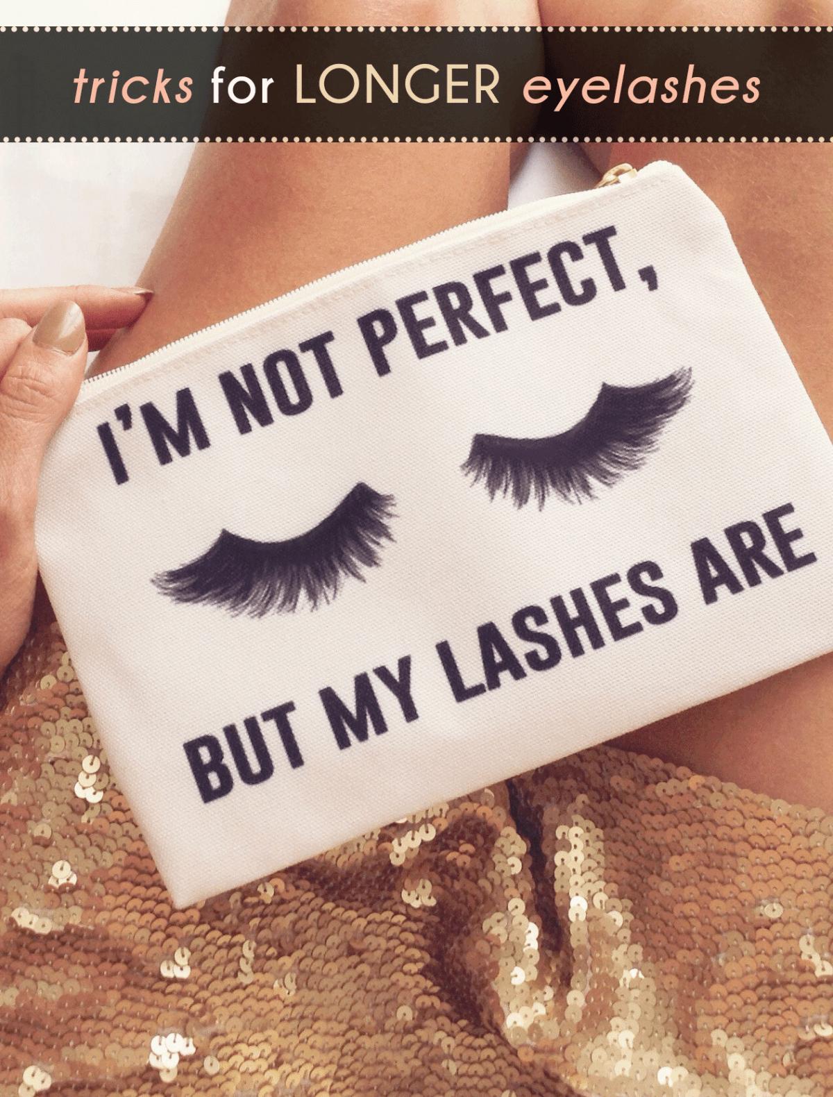 c1504c5a0d7 8 Tricks for Longer Eyelashes | Mary | Longer eyelashes, Eyelashes y ...