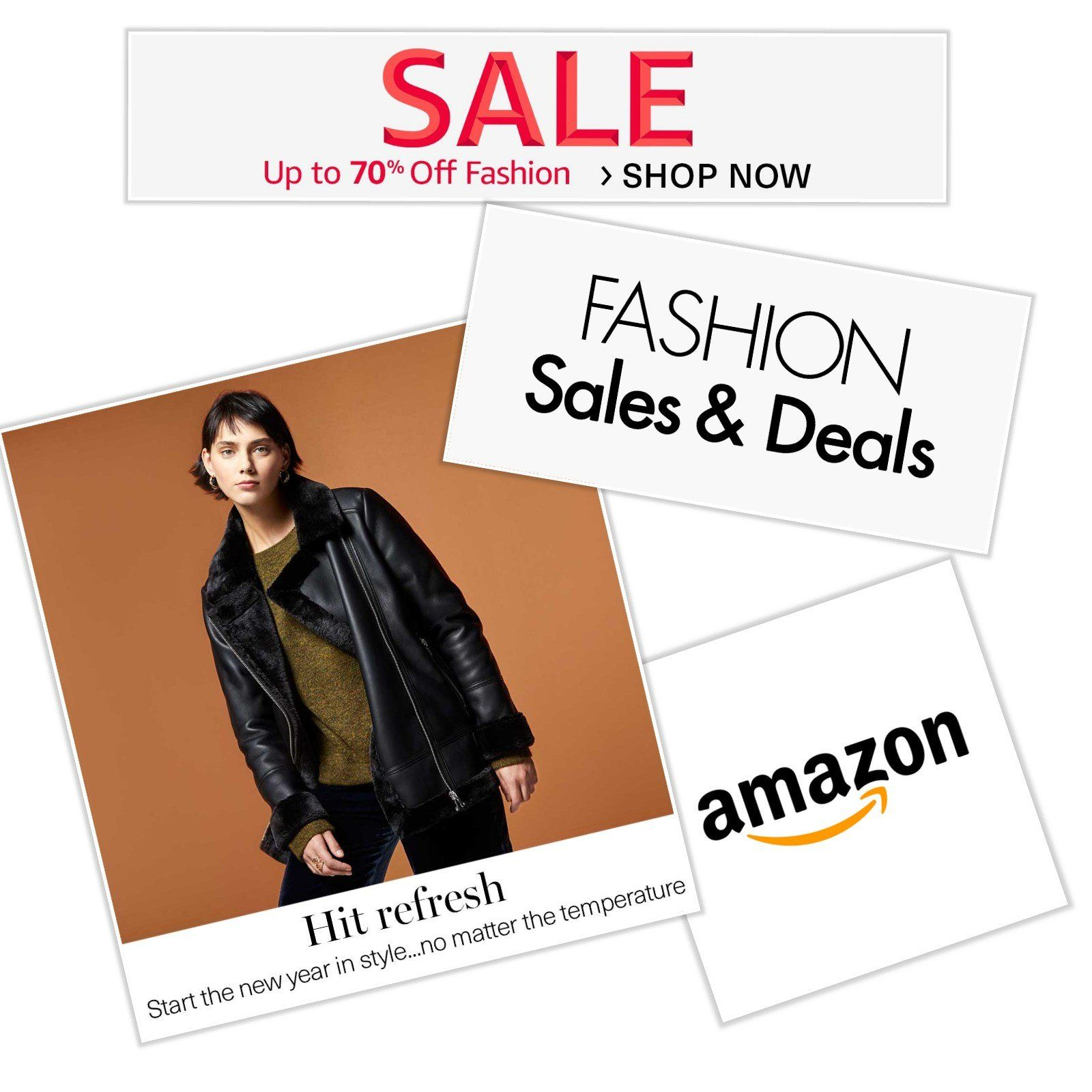 7ec3fc3b1ac Get up to 70% off in the Amazon Fashion Sale amzn.to 2B0riN4 ...