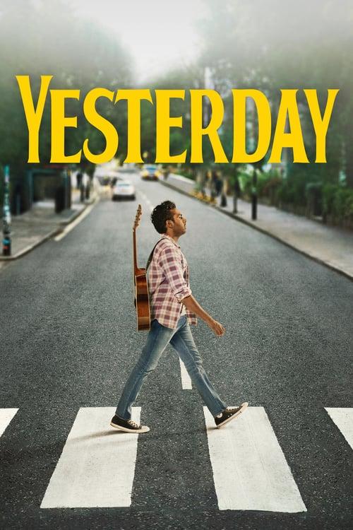 Watch Yesterday Movie [ 2019 ] Online Streaming , DVD