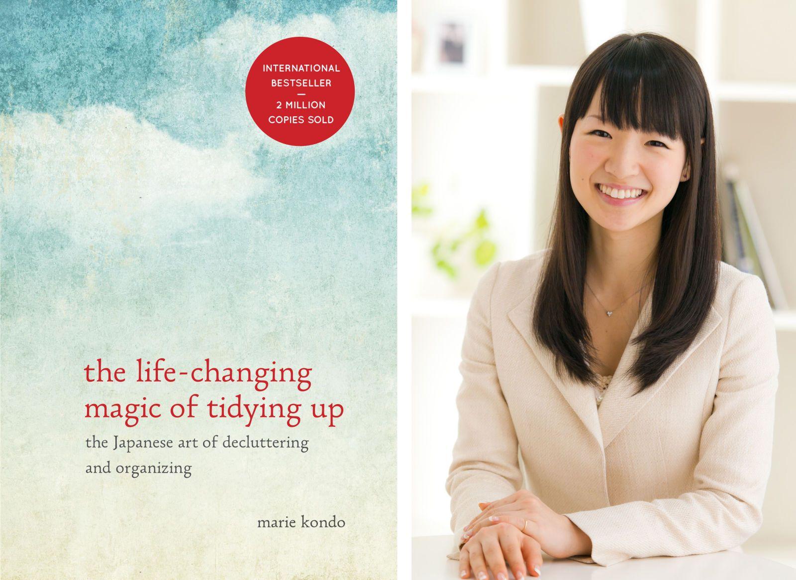 """7 lições transformadoras aprendidas com o livro """"A Mágica da Arrumação, da Marie Kondo"""