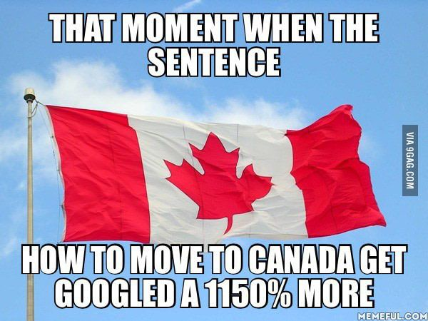 This Happened After Super Tuesday Moving To Canada Canada