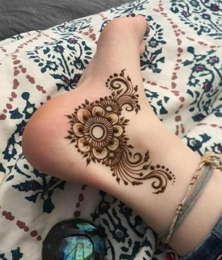 Top 50 Best Easy Mehndi Design Images and Photos