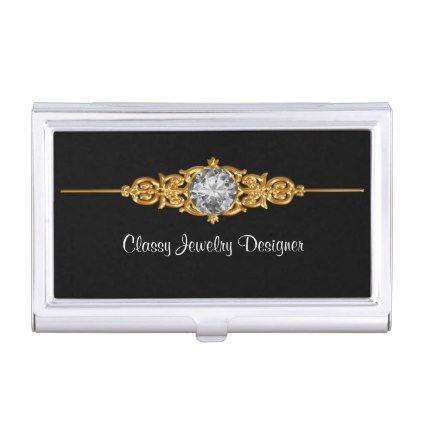 Jewelry theme design case for business cards elegant gifts gift jewelry theme design case for business cards elegant gifts gift ideas custom presents reheart Gallery