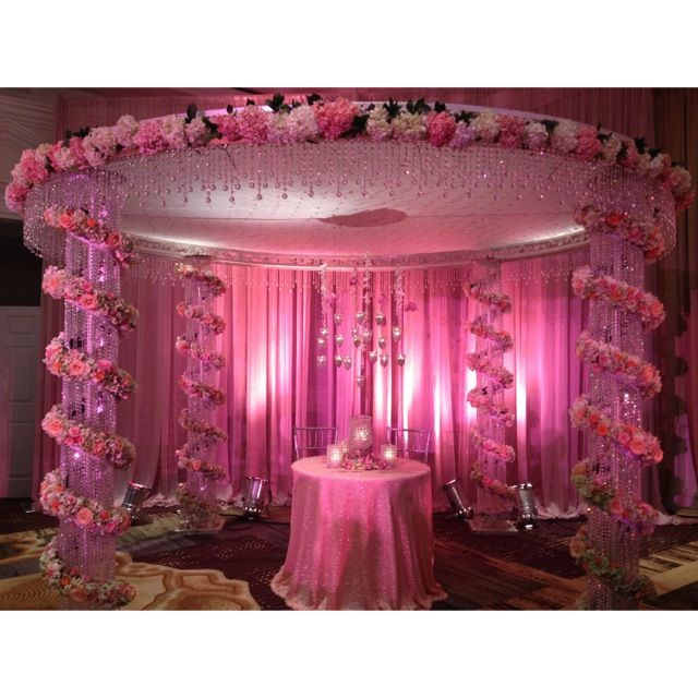 At the Ace of Events & Ritz-Carlton, Tysons Corner Vivah - South Asian Bridal Expo Looking forward to meeting with new multicultural vendors for my infused couples #eventplanner #wedding #canopy Favored by Yodit Events