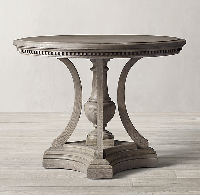 St James Round Entry Table In 2020 Round Entry Table Entryway