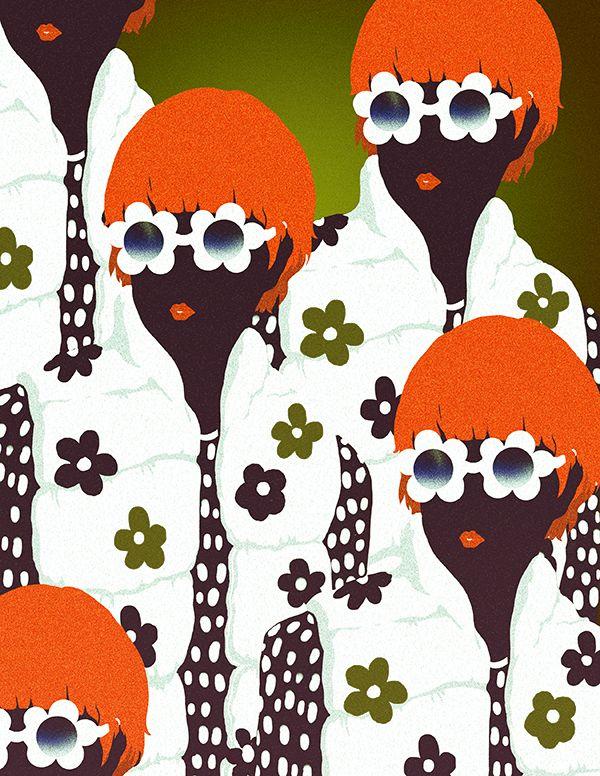 Bing Liu. Flower Girls.