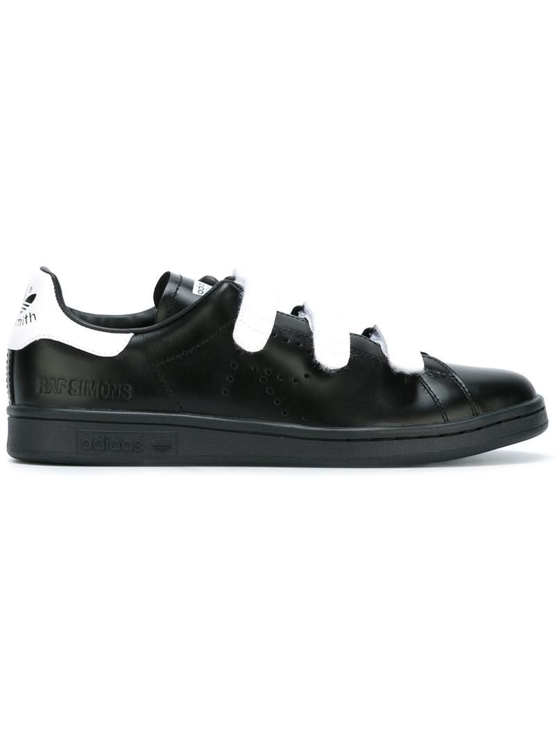 timeless design e6886 4dedc Adidas By Raf Simons Zapatillas Con Triple Correa stan Smith.