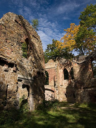 Old Książ Castle, Lower Silesia