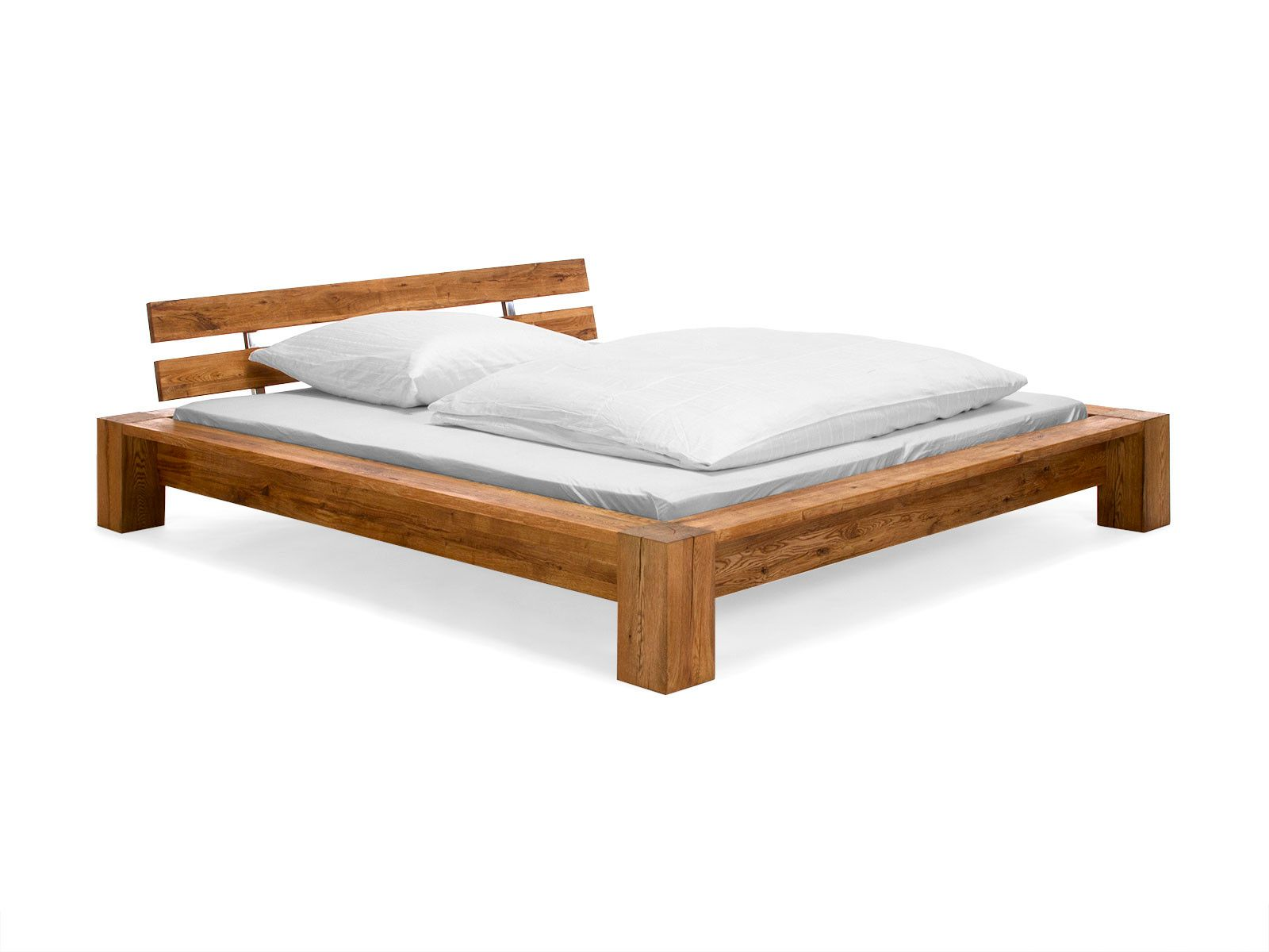 Bett 140x200 Massivholz Bett Zamora 140x200 Eiche Geoelt Bed Bed Home Decor Und Furniture