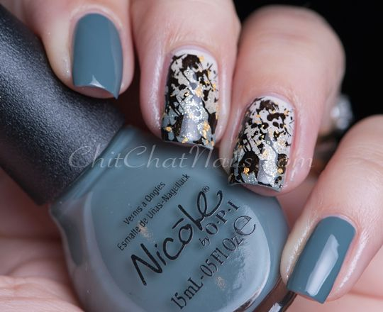 ChitChatNails » Blog Archive » Twin Post with Nail Call – Part 2
