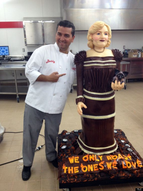 Cake Boss Edible Images : Betty White Like You ve Never Seen Her Before --EDIBLE ...