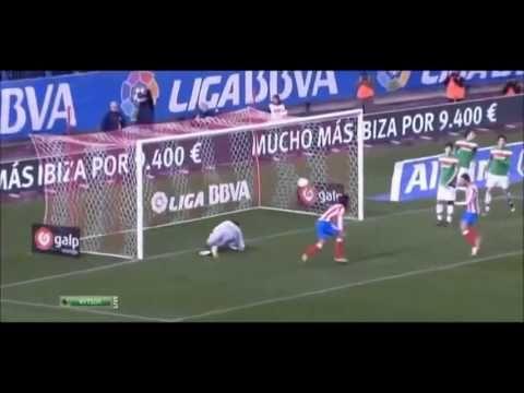 Radamel Falcao - 70 goals in Atlético de Madrid (2011-2013)