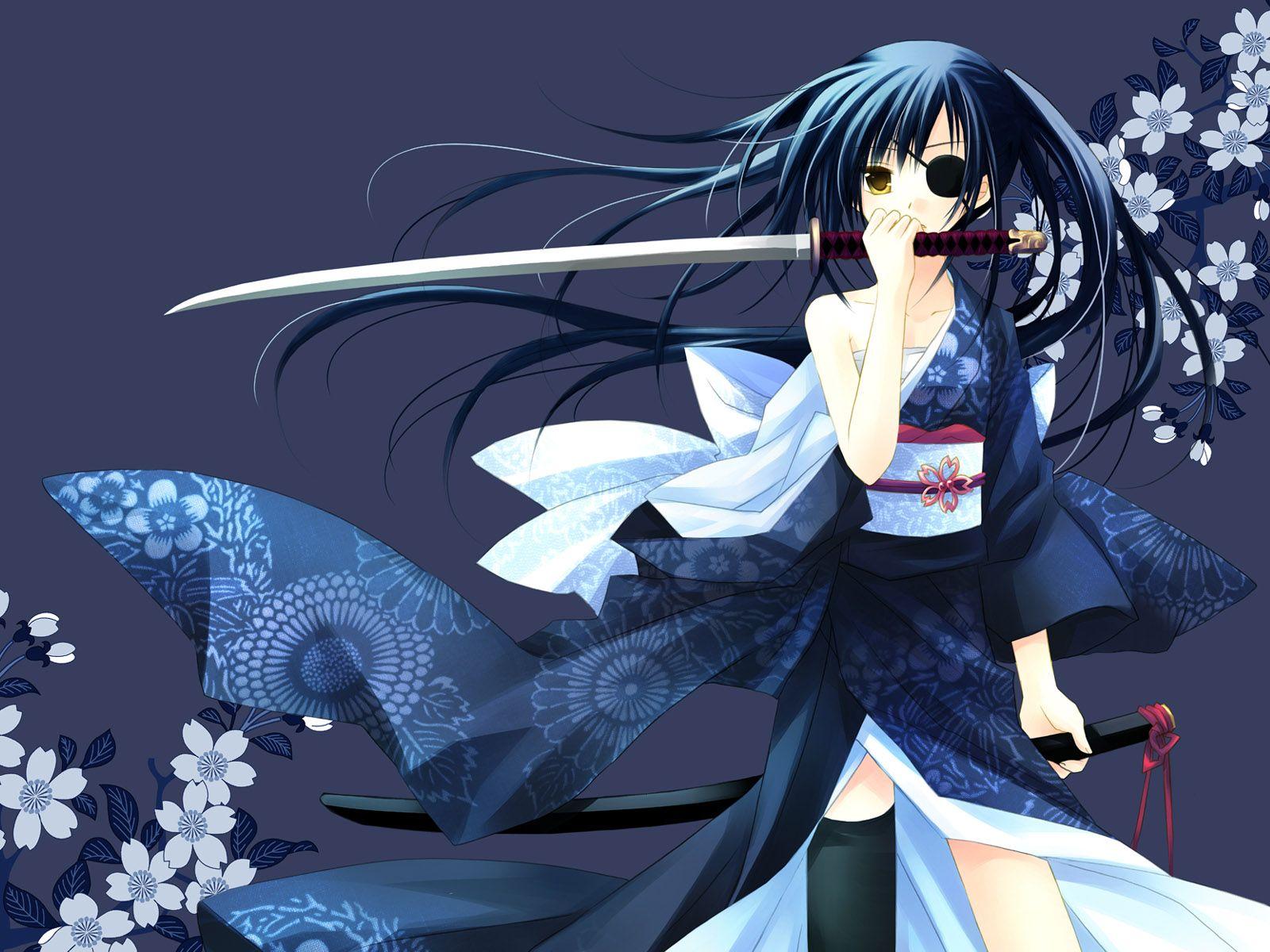 25++ Anime Ninja Girl Wallpaper Hd - Sans Wallpaper Keren