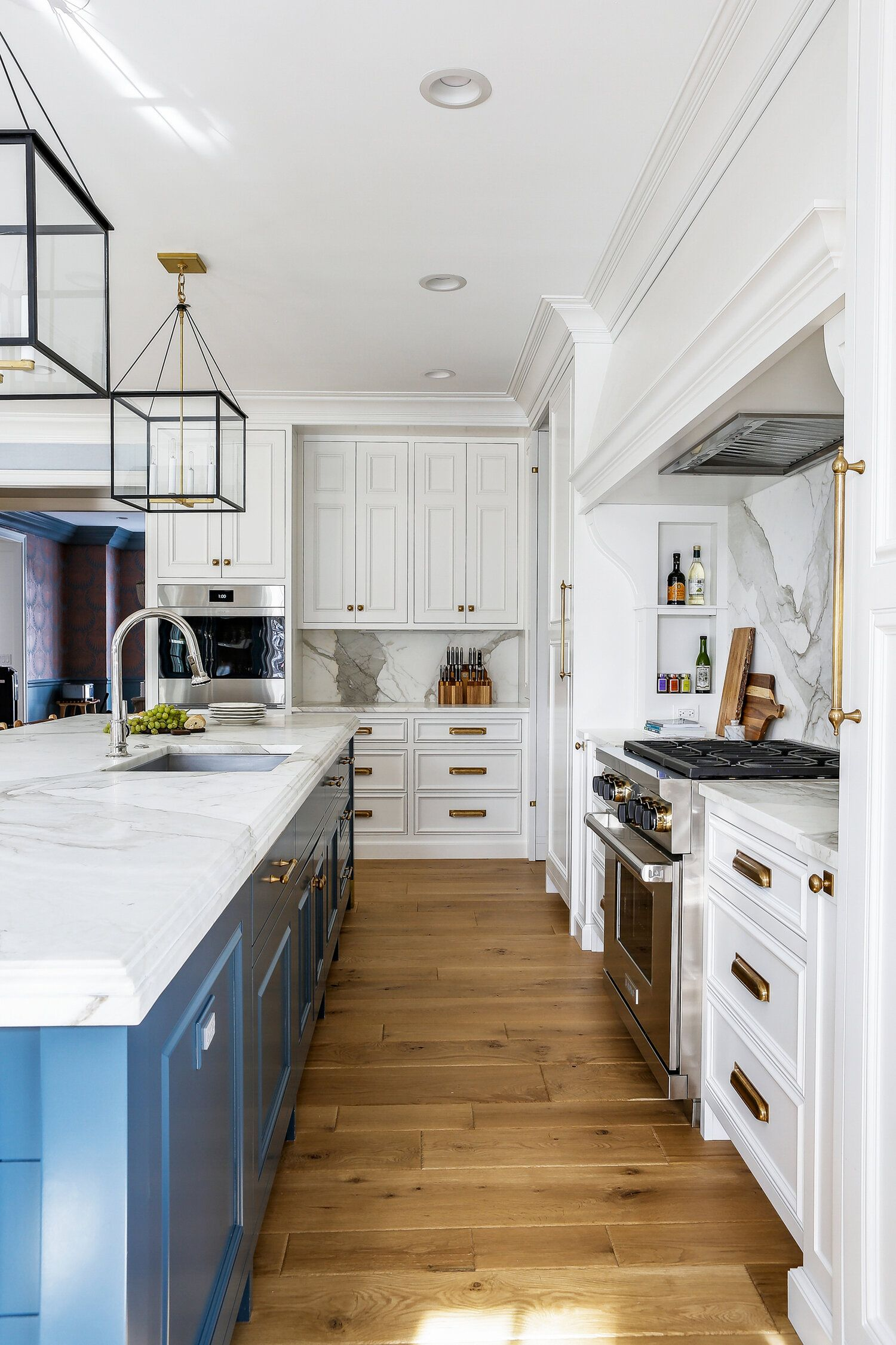 Winchester Renovation — Edward Deegan Architects   Kitchen ...