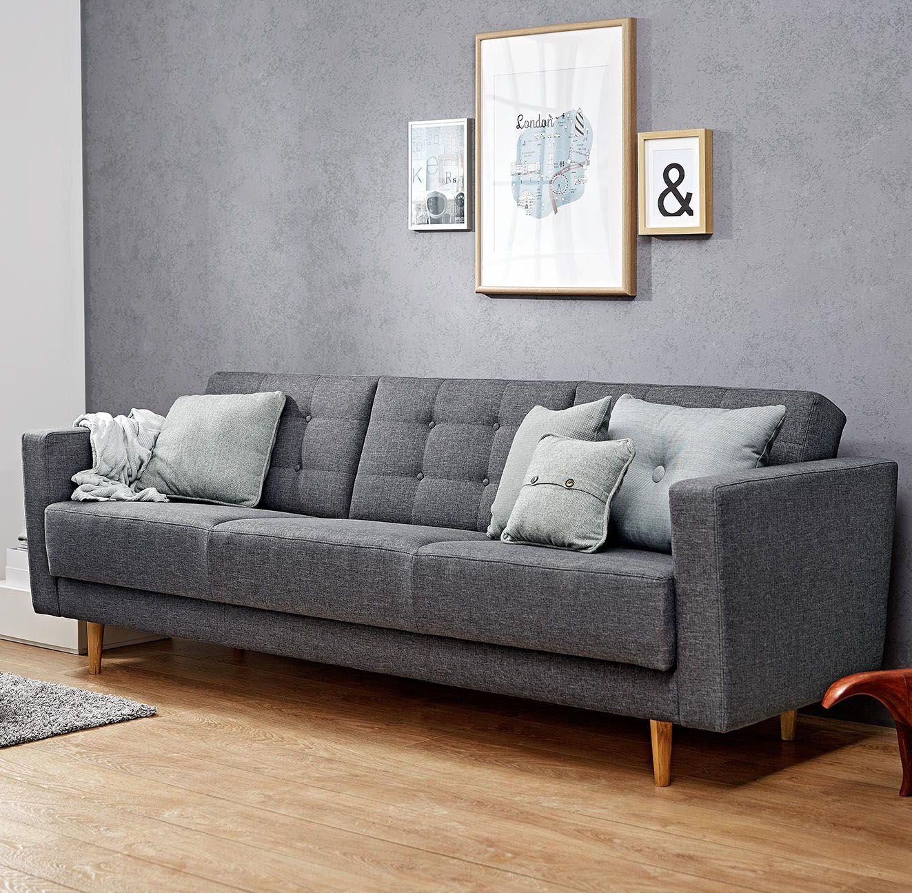 Mit Nur Wenigen Handgriffen Wird Diese Elegante Couch Mit