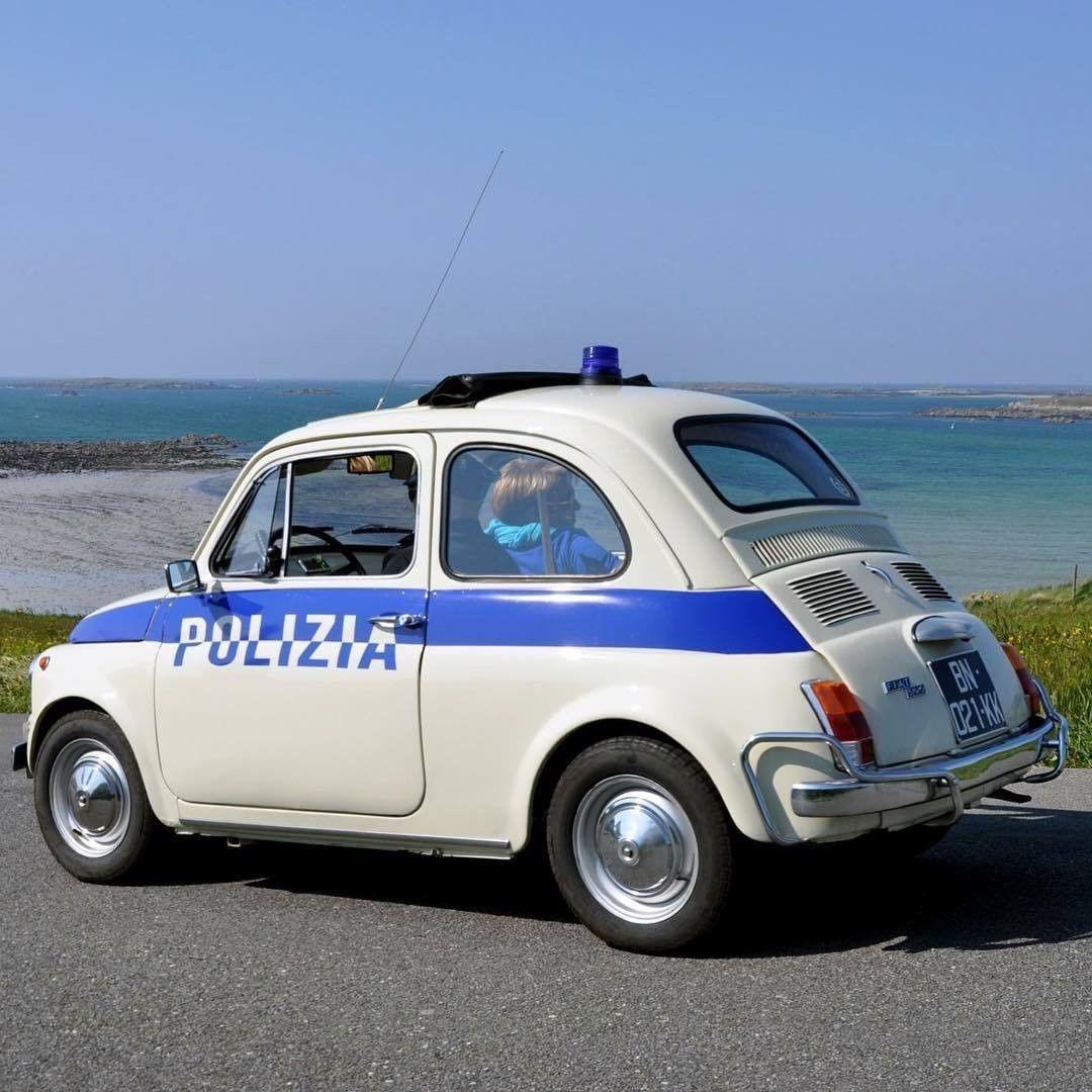 Nooo! Amazing Fiat 500 …