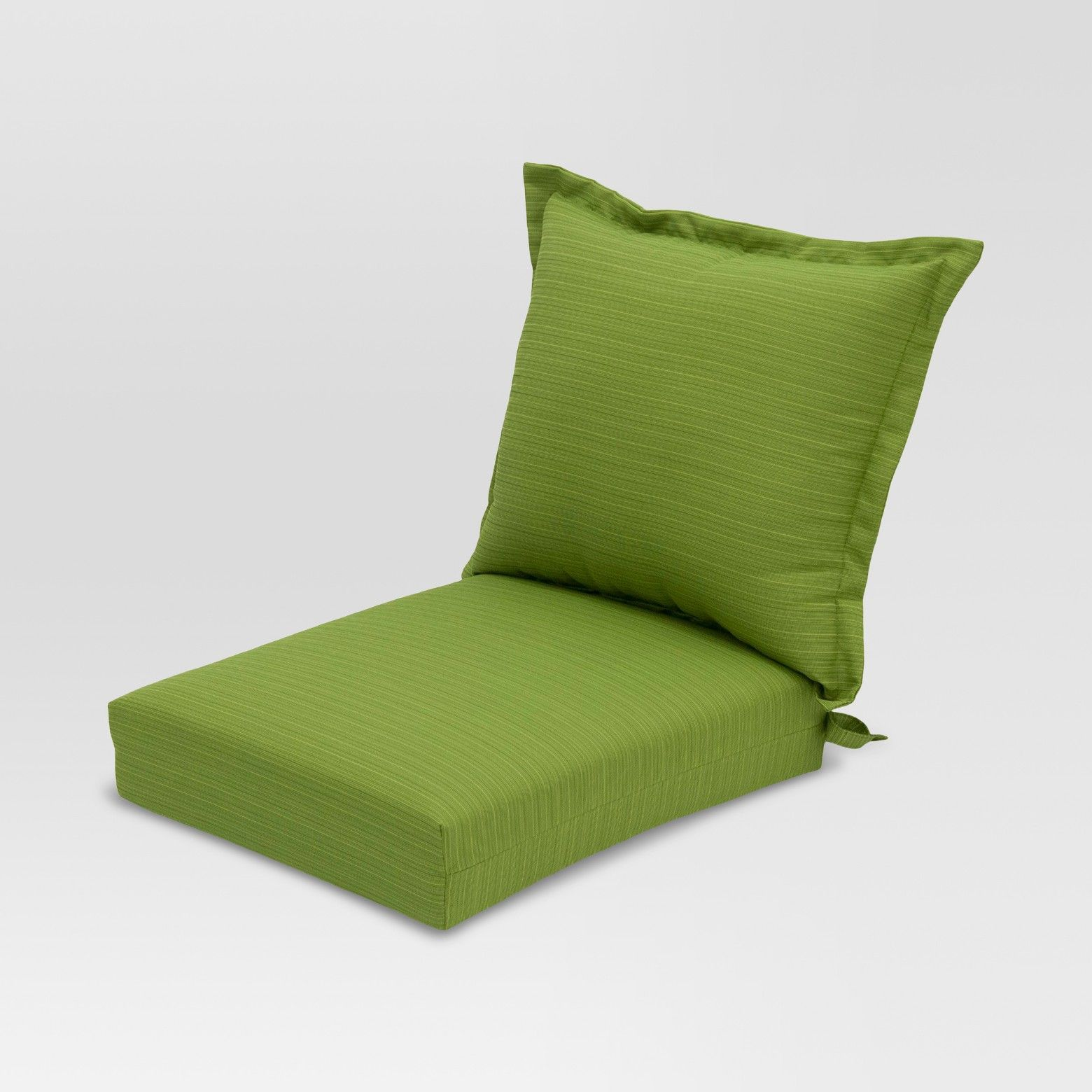 Your patio chair will look good and feel great with this