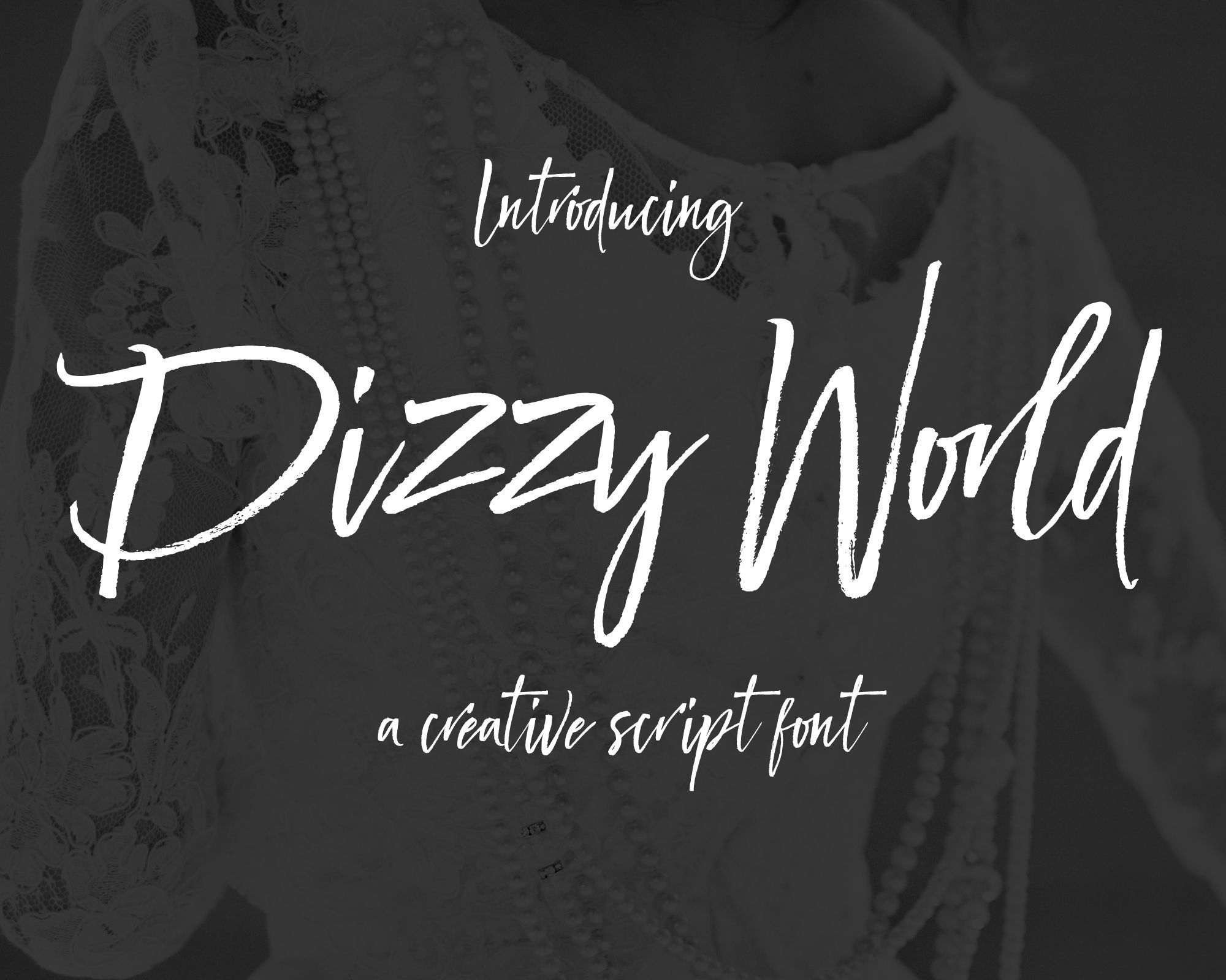 Dizzy World Font | Title design, Uppercase and lowercase ...