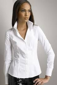 Image result for large collar womens white top   Sewing ...