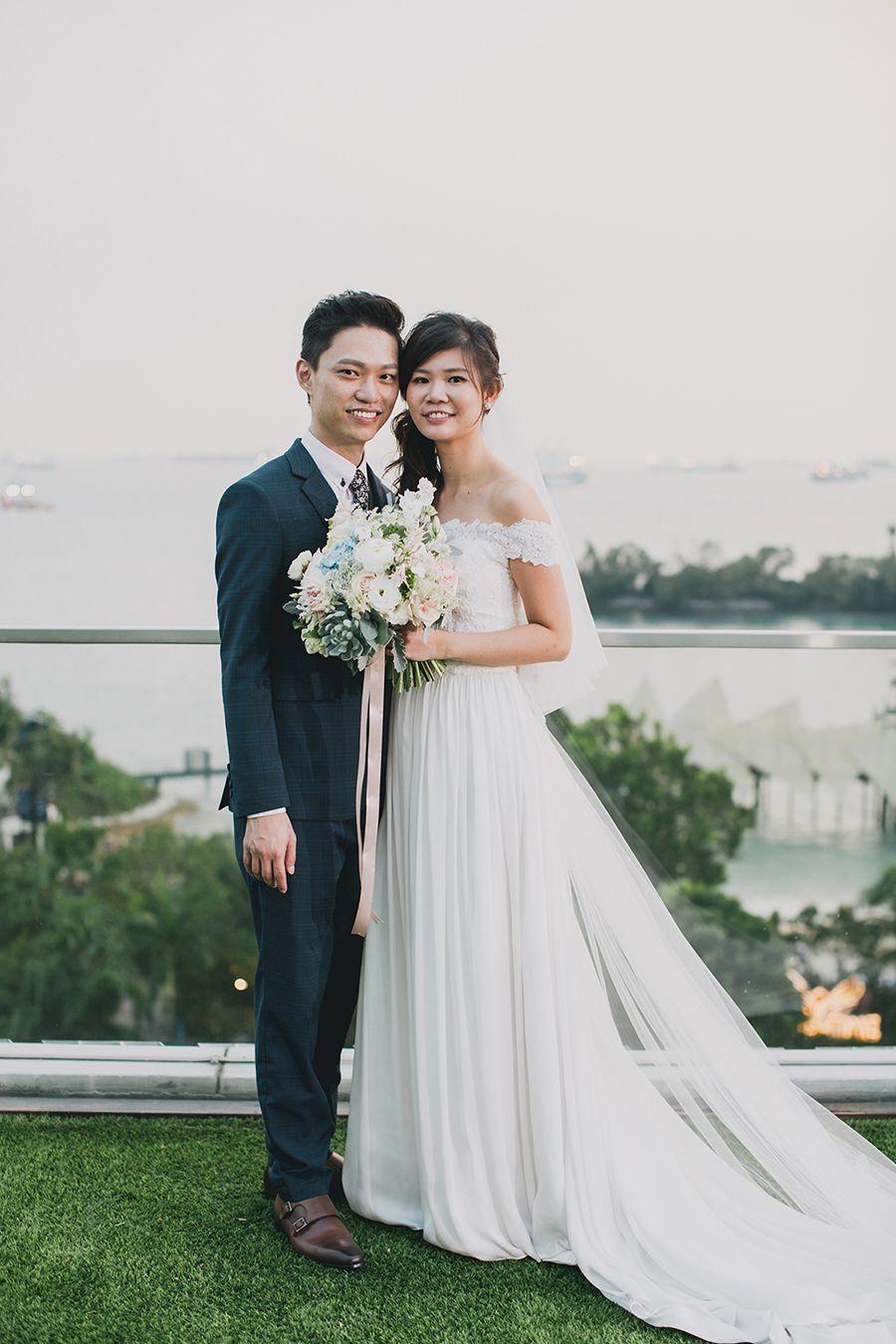 Solemnise wedding dresses