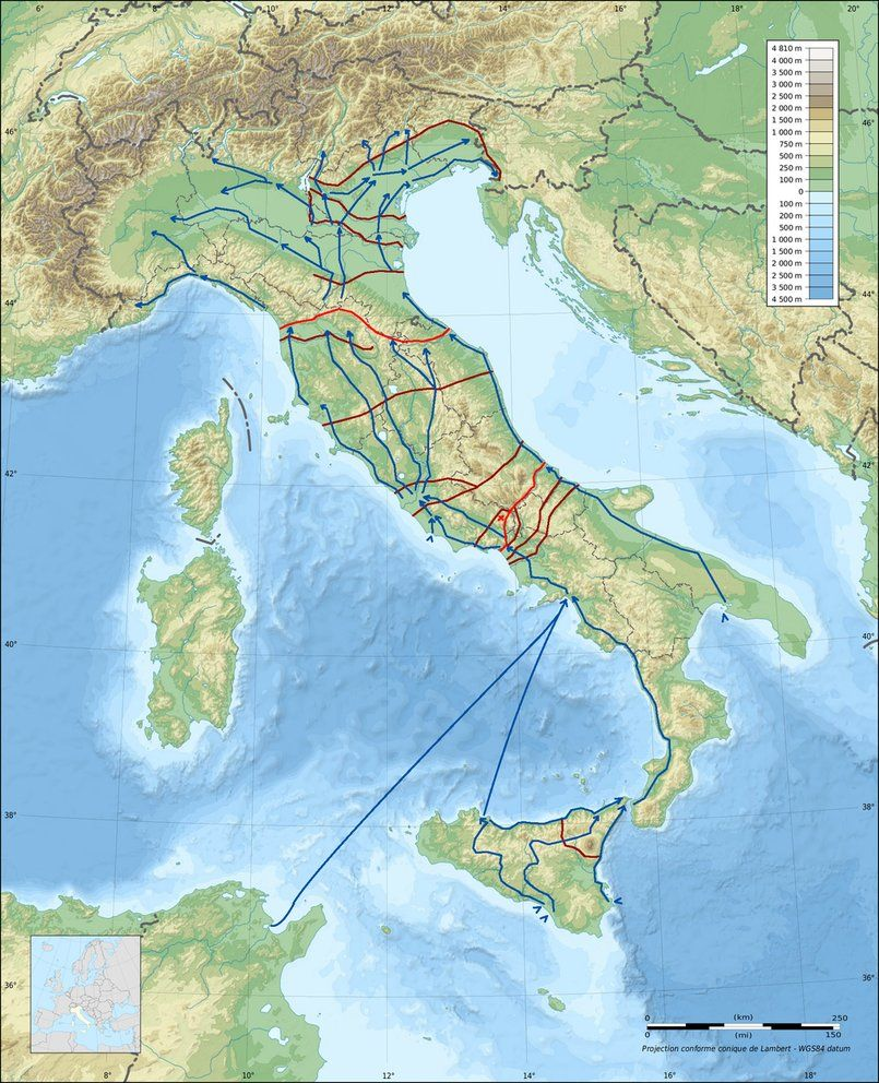 The italian campaign of world war ii was the name of allied the italian campaign of world war ii was the name of allied operations in and around gumiabroncs Image collections