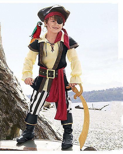 pirate scoundrel costume Disfraces de niños, Disfraces niños