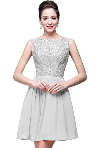 8d062db564b Babyonline Inexpensive Short Homecoming Dresses for Juniors Silver Formal  GownsSilver8   Learn more by visiting the image link.