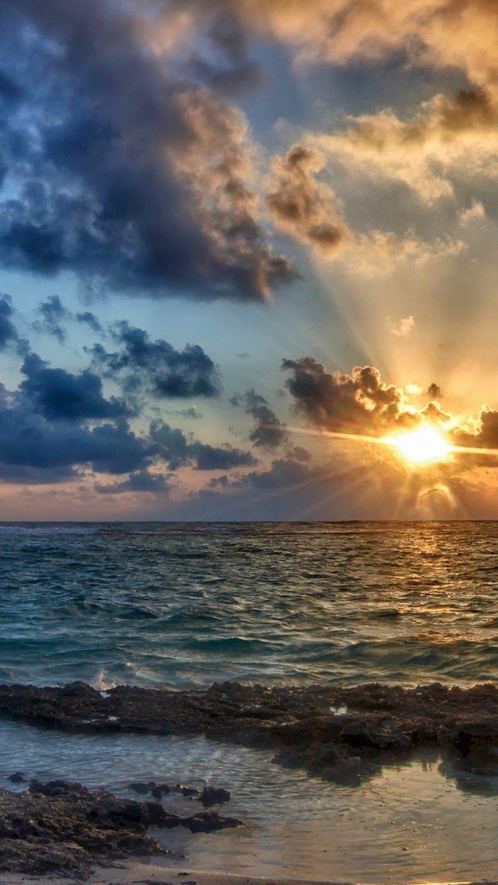 خلفيات الشاشة للهاتف المحمول تقنيات الحاسوب Sunrise Sunset Sunset Outdoor